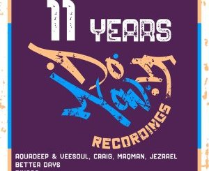 Aquadeep & Veesoul, Craig, MAQman, Jezrael – Better Days