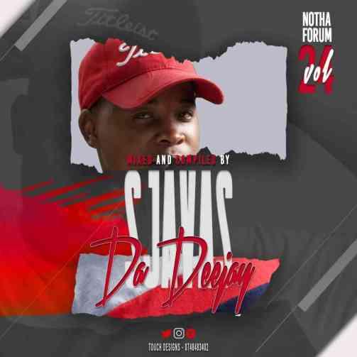 Sjavas Da Deejay – Notha Forum Vol. 24 (Guest Mix)