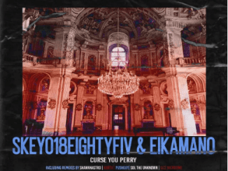 EP: Skeyo18EightyFiv, EikaMano – Curse You Perry (Incl. Remixes)