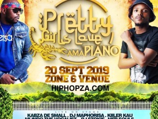 Kabza, De Small, PrettyGirlsLoveAmaPiano, Mix Vol. 2 mp3, download, datafilehost, fakaza, DJ Mix