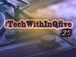 InQfive, Tech With InQfive 25, download ,zip, zippyshare, fakaza, EP, datafilehost, album
