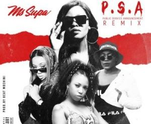 MsSupa, P, S, A, Gigi Lamayne, Moozlie, Nelz (Remix), mp3, download, datafilehost, fakaza, DJ Mix