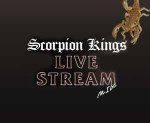Dj Maphorisa, Kabza De Small, Scorpion Kings Live Mix, mp3, download, datafilehost, toxicwap, fakaza
