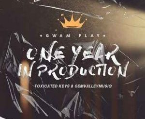 Toxicated Keys, Gem Valley MusiQ, One Year In Production (Gwam Play), mp3, download, datafilehost, toxicwap, fakaza