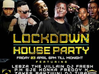 SJE Konka, Lockdown House Party Mix, mp3, download, datafilehost, fakaza, DJ Mix