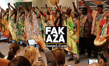 Soweto Gospel Choir – Amazing Man