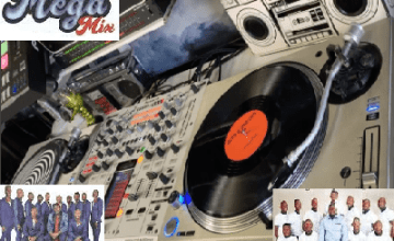 Gospel Mega Mix – Ivangeli