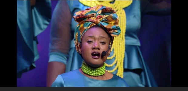 Joyous Celebration-The Victory Son