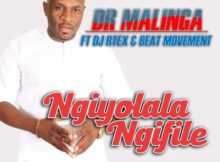 Download mp3: Dr Malinga Ngiyolala Ngifike ft. DJ RTEX & Beat Movement fakaza 2018 2019 com music gqom amapiano afrohouse mp3 download