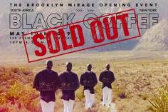 Black Coffee Sells Out Brooklyn Event in New York
