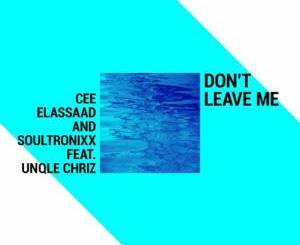 Cee ElAssaad & Soultronixx feat. Unqle Chriz – Don't Leave Me (Voodoo Mix)-fakazahiphop