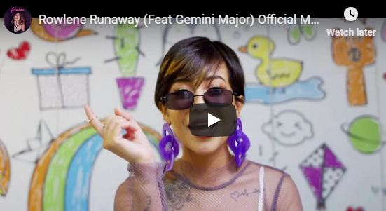 Rowlene – Runaway (Feat Gemini Major)-fakazahiphop