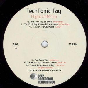 TechTonic Tay x Ed-Ward – Legacy (Original Mix) [Mp3 Download]-fakazahiphop