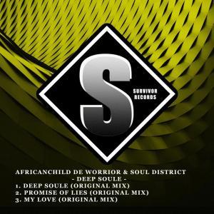 AfricanChild De Worrior & Soul District – My Love (Original Mix)