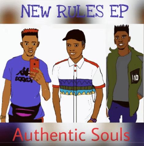 Authentic Souls – u'Lova (Pantsula Mix)