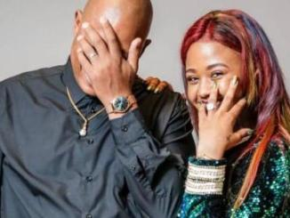 Babes Wodumo Performs Khona Ingane Layndlini Live On Stage
