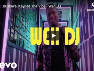 Busiswa – Weh Dj ft. Kaygee The Vibe