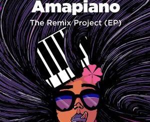 DJ Sonic SA Ft. DJ Sox x Emza x Bhizer & C_Sharp – Phakamani (Amapiano Remix)