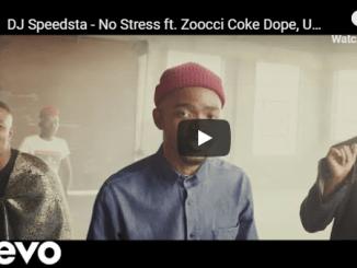 DJ Speedsta – No Stress