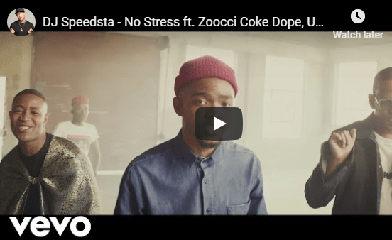 DJ Speedsta – No Stress