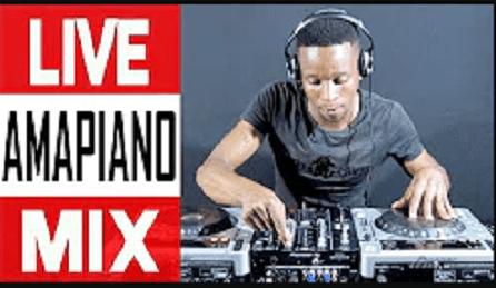 Romeo Makota – Amapiano Mix (15th March 2019)