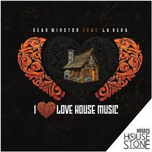 Sean Winston, LaVeda – I Love House (George North Afro Remix)