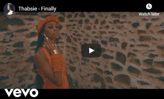 Thabsie – Finally