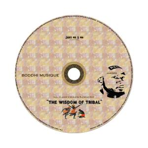 Boddhi Musique – The Wisdom of Tribal (Claude-9 Morupisi Supreme Edit)
