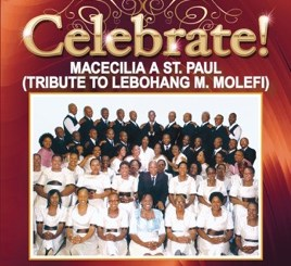 Macecilia A St. Paul – Celebrate!