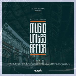 VA – Music Unites Africa, Vol. 1