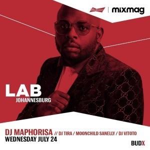 DJ Maphorisa – Gqom Takeover in The Lab Johannesburg