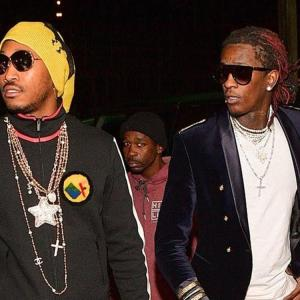 """Future & Young Thug Officially Release """"Just Because"""""""
