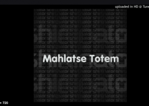 Mahlatse Totem – Pretty Lady