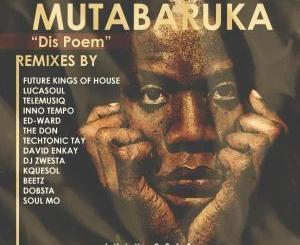 Mutabaruka – Dis Poem (TechTonic Tay Repro-Edit)