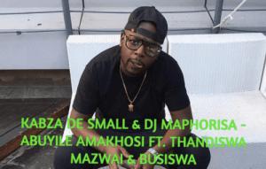 Kabza De Small & DJ Maphorisa – Abuyile Amakhosi (Sample) Ft. Thandiswa Mazwai & Busiswa