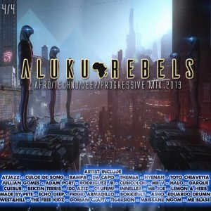 Aluku Rebels – Origination of Amun Mix