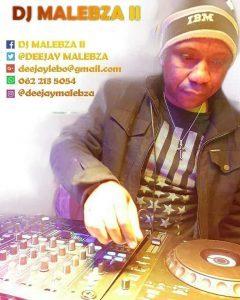 Deejay Malebza -The Venomous Sounds Of King Dafro
