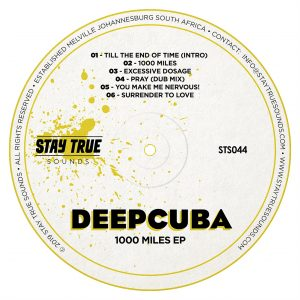 DeepCuba – Pray (Dub Mix)