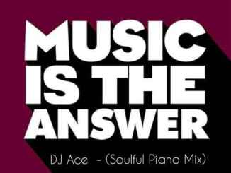 DJ Ace – Music Is The Answer (Soulful Piano Mix)