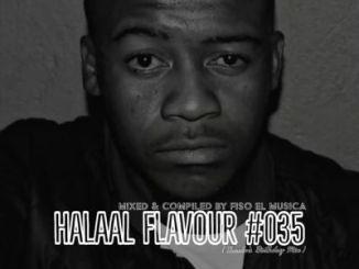 Fiso El Musica – Halaal Flavour #035 Mix (Karabo's Birthday Mix)