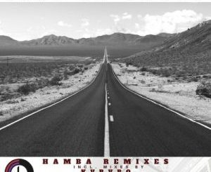 Izzy La Vague – Hamba (Remixes)