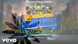 Semi Tee, Miano, Kammu Dee – Labantwana Ama Uber (William Risk Remix)