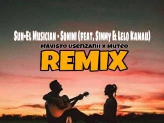 Sun-El Musician – Sonini (Mavisto Usenzanii x Muteo Remix) Ft. Simmy & Lelo Kamau
