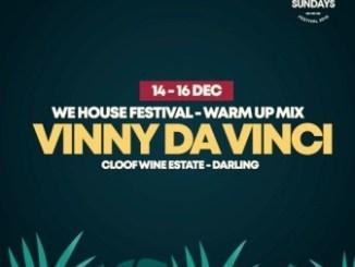 WHS Festival Warmup mixed by Vinny Da Vinci