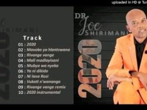 Dr Joe Shirimani – 2020