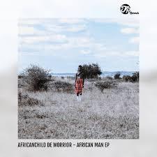 AfricanChild De Worrior – African Man