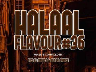 Fiso El Musica & Ben Da Prince – Halaal Flavour #036 Mix
