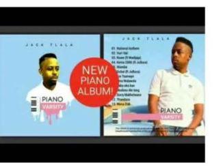 Jack Tlala – PIANO VERSITY