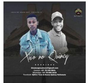 Black Jnr & Xivo no Quincy – 22 Days