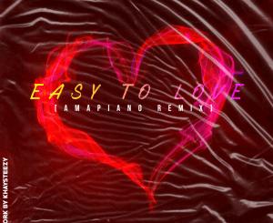 Bucie Ft. Heavy K – Easy To Love (Podolskie Da DJ AmaPiano Remix)